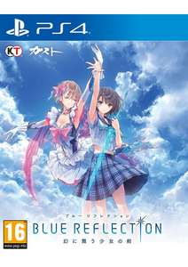 Blue Reflection (PS4) £14.85 Delivered @ Simply Games