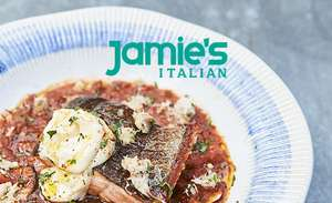 40% off Mains at Jamie's Italian via VoucherCloud