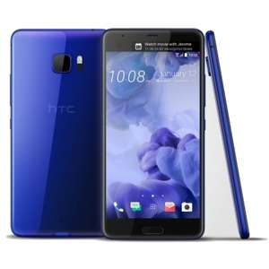 HTC U Ultra 64GB Unlocked Sapphire Blue (other colours available) Dual SIM for £219.99 @ eglobal central