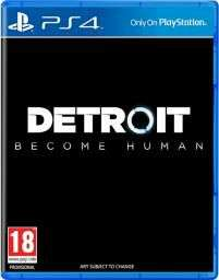 Detroit: Become Human (PS4) Pre-order release 25/5/18 £41.99 @ Grainger Games