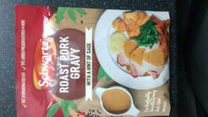Roast Pork Gravy reduced at Tesco to 15p