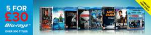 5 blu-rays for £27 from Zoom using SIGNUP10 code