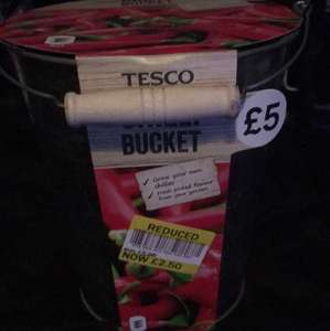 Chilli bucket half price (£2.50) Tesco Birkenhead