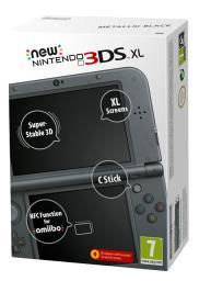New Nintendo 3ds XL Console Black (used) £99.99 @ GraingerGames