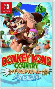 Donkey Kong: Tropical Freeze (Switch) - £40 - Tesco Direct
