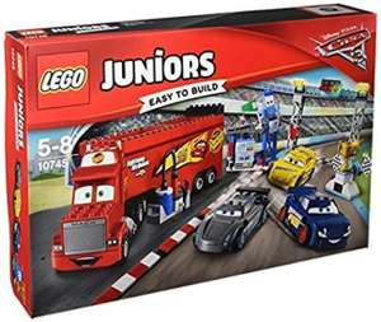 LEGO 10745 Florida 500 Final Race Toy £27.99 Del @ Amazon