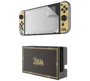 Zelda Skinz Nintendo Switch Console Skin £5.99 at Argos