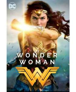 Wonder Woman HD rental £1.99 at Google Play