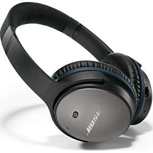 BOSE QuietComfort 25 Noise-Cancelling Android Headphones £151.05 w/ code AUDIO5 + 2 Year Warranty @ Currys