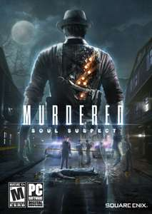 PC :   Murdered: Soul Suspect a supernatural detective thriller  (Direct with Steam) £2.99 Reduced from £14.99