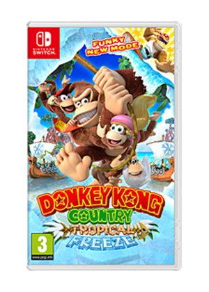 Pre-order Donkey Kong tropical freeze £39.85 at Base