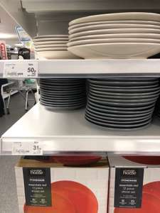 Dinner Plates 50p / Small Plates 31p instore @ Asda Eastleigh
