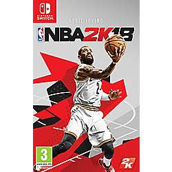 NBA 2K18 Nintendo Switch £26 @ Tesco Direct (Free Delivery)