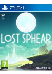 Lost Sphear [PS4] £24.85 at Simply Games [edit - price rise]