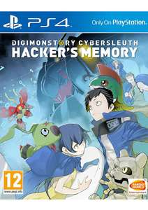 Digimon Story: Cybersleuth - Hacker's Memory [PS4] £24.85 at Simply Games