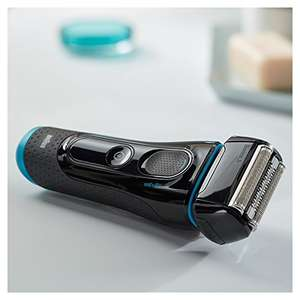 Braun Series 5 5140s Men's Electric Foil Shaver, Wet and Dry, Rechargeable and Cordless Razor £78.99 @ Amazon Free Delivery DOTD