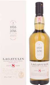 Lagavulin 8 Year Old Limited Release Single Malt Whisky - £46.99 @ Amazon