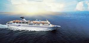mail travel offers BOGOF on selected cruises.