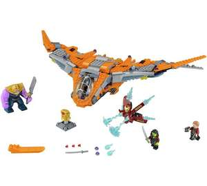 LEGO Marvel Super Heroes Thanos: Ultimate Battle - 76107 £19.99 @ Argos