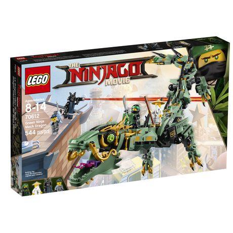 Ninjago Lego sets half price instore @ Asda Shaw