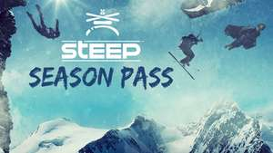STEEP SEASON PASS PS4 - £6.49 @ PSN