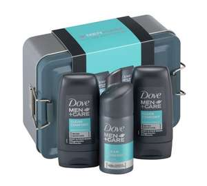 Dove Men's Daily Care Mini Tin £1.99 + Free click and collect at Argos