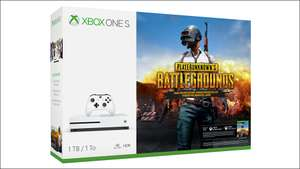 Xbox One S 1TB PlayerUnknown's Battlegrounds Bundle + Fallout 4 + NOW TV - £229.99 @ GAME
