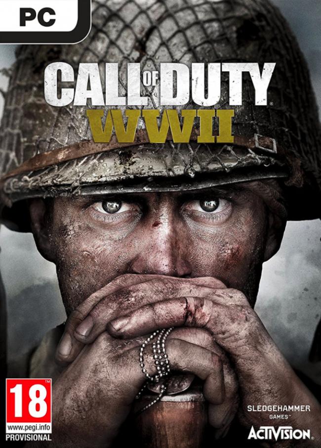 Call of Duty WWII PC  £24.99 PC  (EU) @CD keys