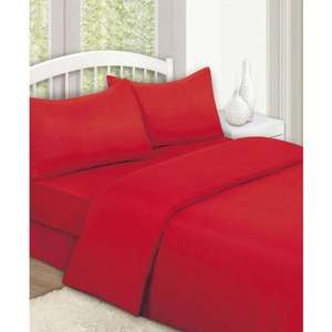 Silentnight Colour Match Complete Set - King £1.00 // Zara Lace Complete King Bed Set - Silver £1.00 was £14.99 @ B&M instore