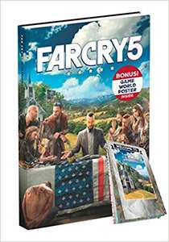 Far Cry 5 collector's edition (hardback) guide book - £13.59 (pre-order) @ Amazon