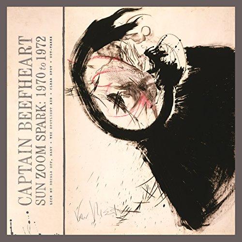 Captain Beefheart Sun Zoom Spark: 1970 to 1972 [VINYL] Limited Edition,  4 LP Box set [AMAZON] - £21.99