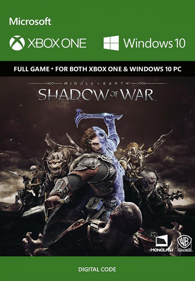 Middle-Earth: Shadow of War (Win10/XO) £18.99/£18.04 @ CDKeys