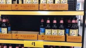 Boondoggle 500ml ale £1 a bottle at Morrisons