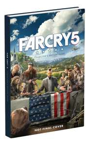Far Cry 5 collector's edition (hardback) Prima guide book - £11.76 delivered @ A Great Read