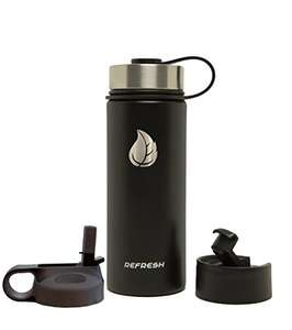 50% Off Refresh Flask Insulated Water Bottle - £14.50 Prime / £19.25 non Prime - Sold by Refresh Flasks and Fulfilled by Amazon