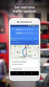 Google Maps GO - much faster for all devices - less than 1mb