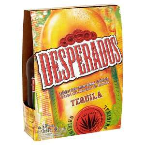 Desperados Tequila Flavoured Beer 3x 330cl -£3.79 @ Iceland All you beer lovers out there !!