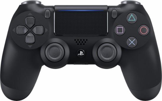 Dualshock 4 controller black £24.99 used @ Grainger games
