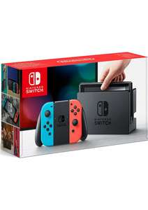 Switch discount offer