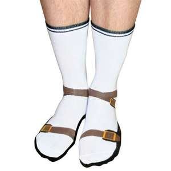 Sock Sandals Menkind £5.99