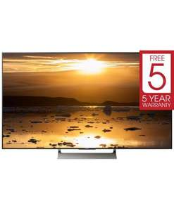 "SONY KD65XE9005BU 65"" 4K Ultra HD HDR Smart LED Android TV £1399.99 @ Powerdirect.co.uk"