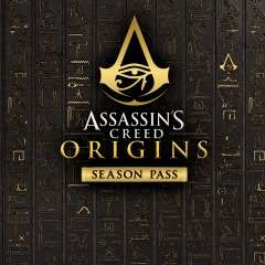 Assassin's Creed Origins Season Pass PS4 - £24.99 (£22.30 with CDkeys) @ PSN