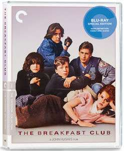 The Breakfast Club Criterion Edition Bluray - £17.83 @ WOW HD