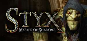 PC :- Styx: Master of Shadows £4.99 Reduced from £24.99 (Stealth / Adventure /RPG Dark Fantasy) ** Direct With Steam **