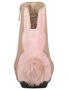 First walkers cute rabbit ankle boots sizes 6,7 was £14 now £7 @ Asdageorge
