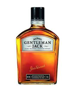 Jack Daniel's Gentleman Jack Tennessee Whiskey, 70 cl - £25 @ Amazon