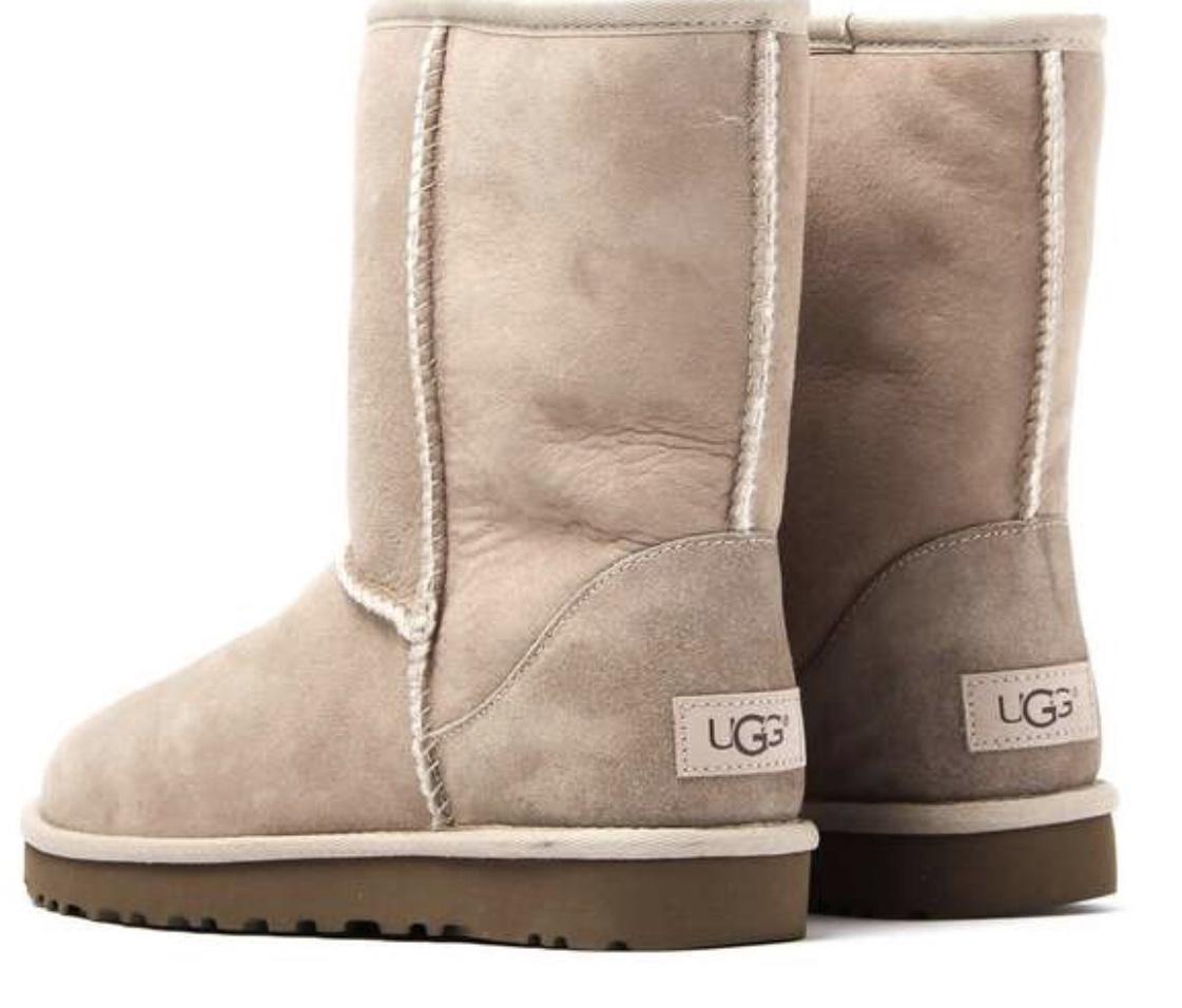 UGG Women's Classic Short II Sheepskin Boots £82.47 @ Cloggs