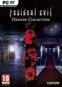 Resident Evil Origins Collection (Steam) £5.45 @ Instant Gaming