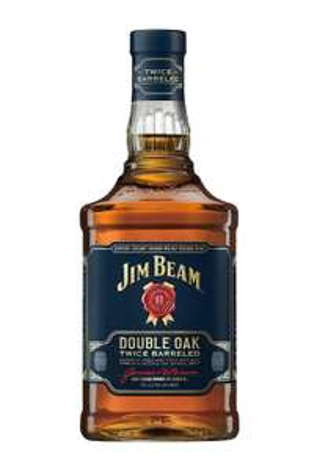 Jim Beam Double Oak Kentucky Straight Whiskey, 70 cl - £20 @ Amazon
