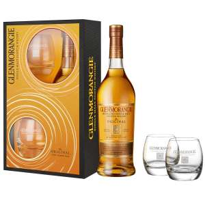Glenmorangie 10 year old whisky 70cl with 2 free tumblers - £25.78 @ Costco (instore only - found in Reading))